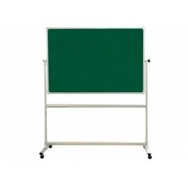 Vartomos mobilios žalios kreidinės magnetinės lentos