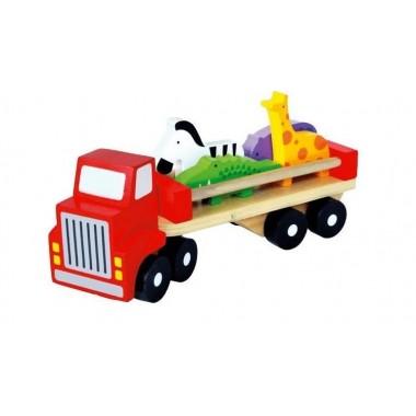 Sunkvežimis su gyvūnais 84076