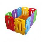 Plastikinė tvorelė su pagrindu 543447
