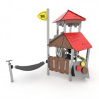 Kompleksinė vaikų žaidimų aikštelė su garsais  3001