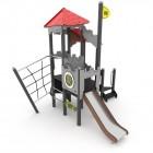 Kompleksinė vaikų žaidimų aikštelė su laipynėm 3003