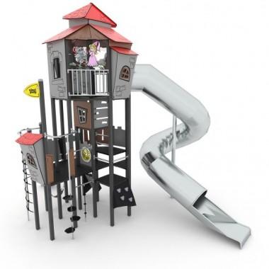 Kompleksinės žaidimų aikštelės Castilio