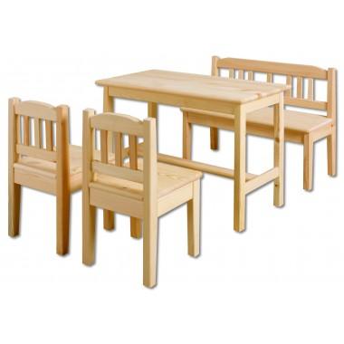 Darzelio staliukai ir kėdutės