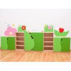 """Vaikiška sekcija """"Žolė ir gėlės"""" 5 dalių 6522006EX"""