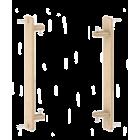 Sujungimai pertvaroms sienelėms 6512462