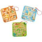 Magnetinis labirintas (įvairių spalvų)