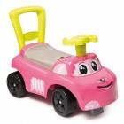 Paspiriama rožinė mašinėlė