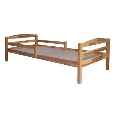 Medinė lovytė su apsaugomis