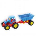 Traktorius su priekaba 10005