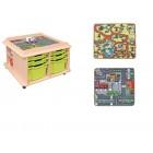 Aukštas žaidimų stalas 100852