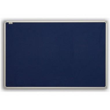 Tekstilinės skelbimų lentos (mėlynos arba pilkos)