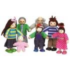 Lėlės į lėlių namą