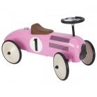 Rožinė paspiriama mašina NR2