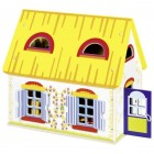 Lėlės namo rinkinys
