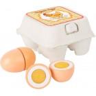 Kiaušinių rinkinys (pjaustomi)