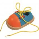 Batų užsirišimo manipuliatorius