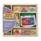 """Štampukų rinkinys """"Dinozaurai"""""""