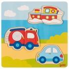 "3D dėlionė ""Automobiliai"""