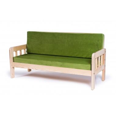 Trivietė vaikiška sofa