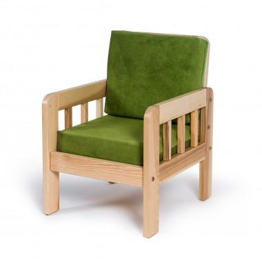 Dvivietis vaikiškas fotelis